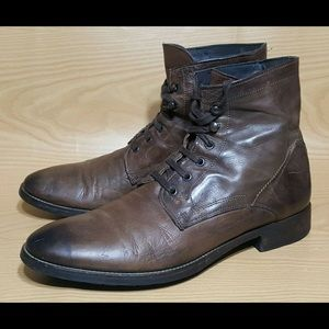 To Boot New York Adam Derrick Ankle Boots Mens 9
